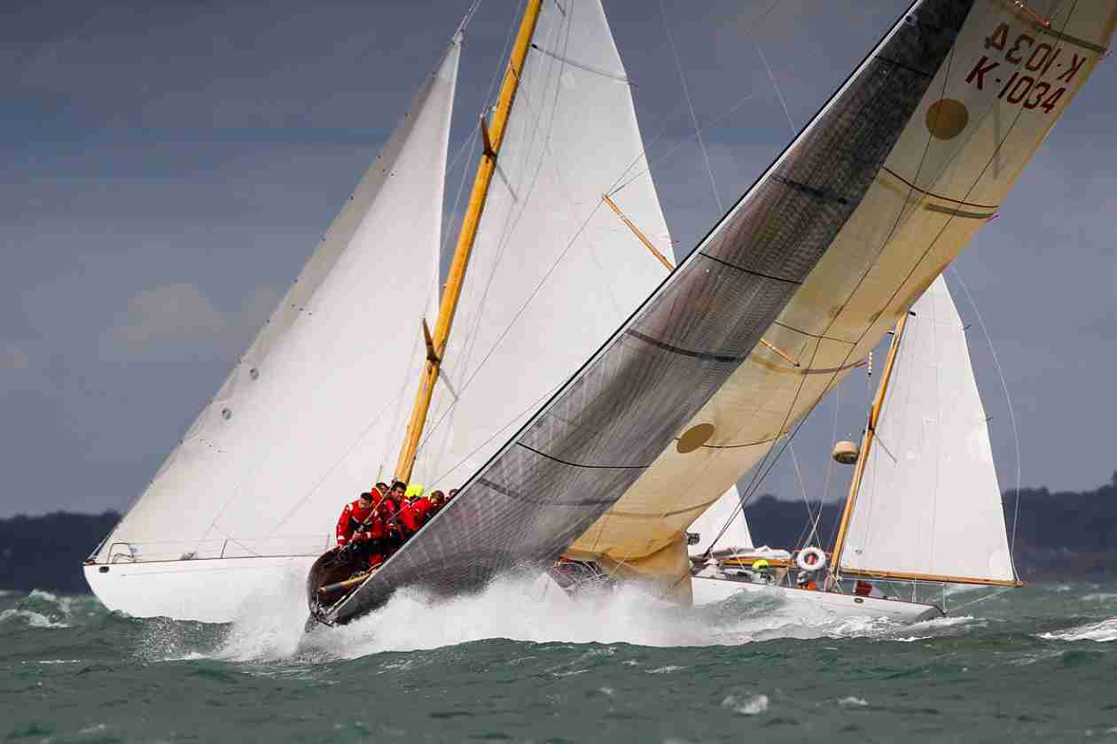Four seasons in one week for the Royal Yacht Squadron's Bicentenary Regatta
