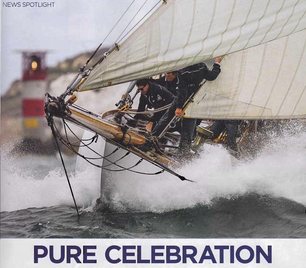 Yachts and Yachting's Pure Celebration